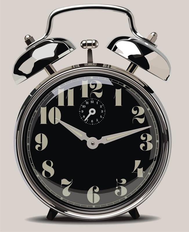 Как поменять мелодию будильника