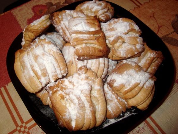 Как состряпать печенье в домашних условиях