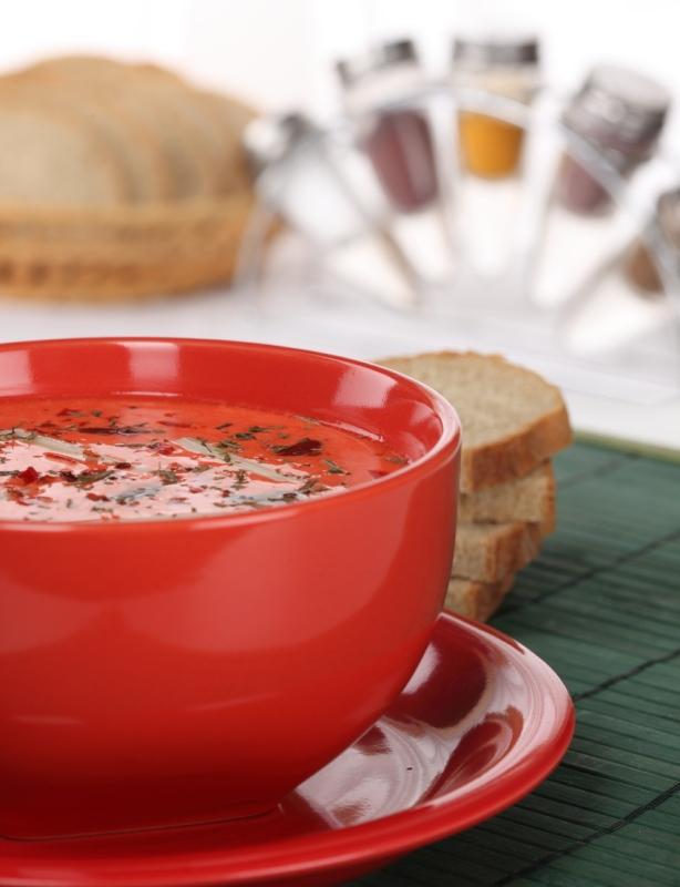 Лучший суп - это борщ