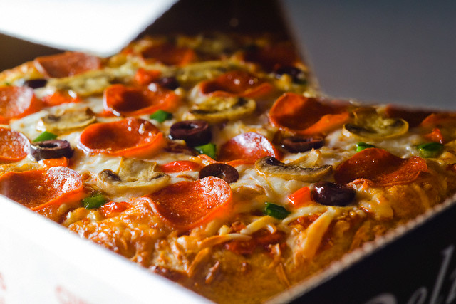 Пицца является воистину универсальным продуктом.