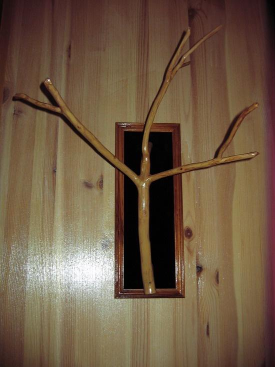 Как сделать поделку из дерева