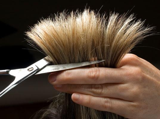 Как стричь волосы