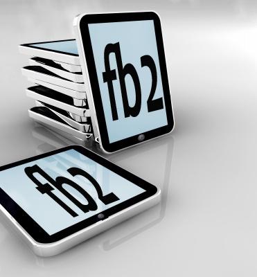Книги в формате fb2 можно открыть с помощью планшетного компьютера или другого мобильного устройства