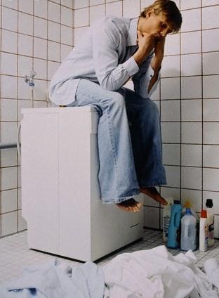 Как почистить от накипи стиральную машину