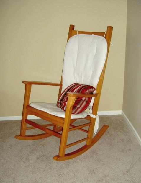 Как сделать своими руками кресло-качалку