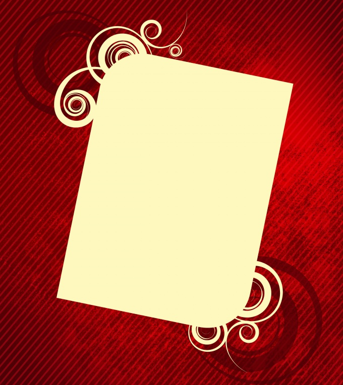 How to make your own letterhead