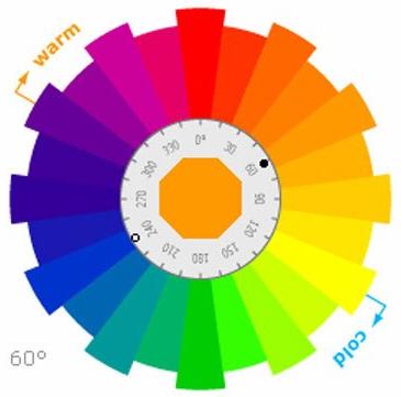 Как поменять цвет на сайте