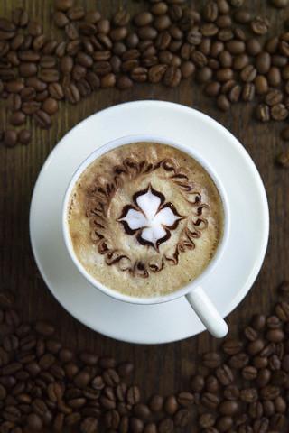 Как сделать <b>рисунок</b> на <strong>кофе</strong>