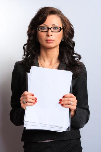 Как сделать очки из бумаги