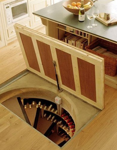 How to build a cellar right