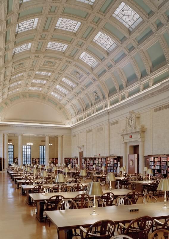 Библиотека Гарварда