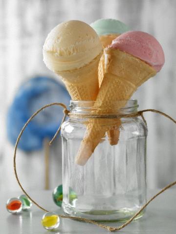 Домашнее мороженое может оказаться даже вкуснее магазинного.