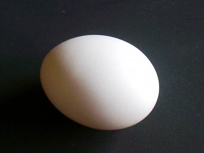 A chicken egg can be cooked in several ways
