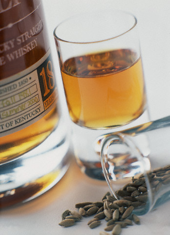 Виски относится к разряду благородных напитков