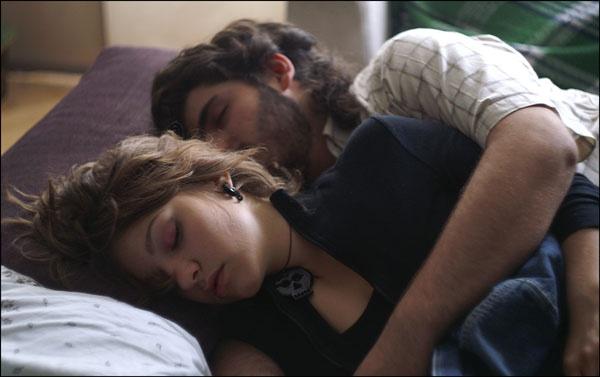 Пока родители спят