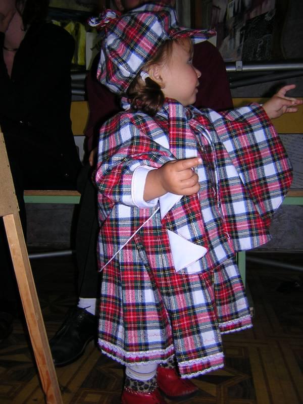 Формируйте вкус модной одежды с детства