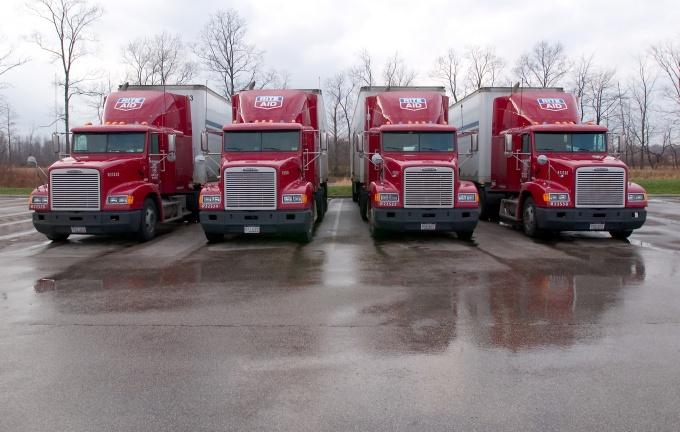 Расширение автопарка - задача номер один для транспортной компании