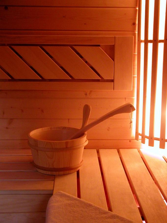 Чистота и уютная обстановка в сауне - едва ли не важнейшие компоненты ее успеха