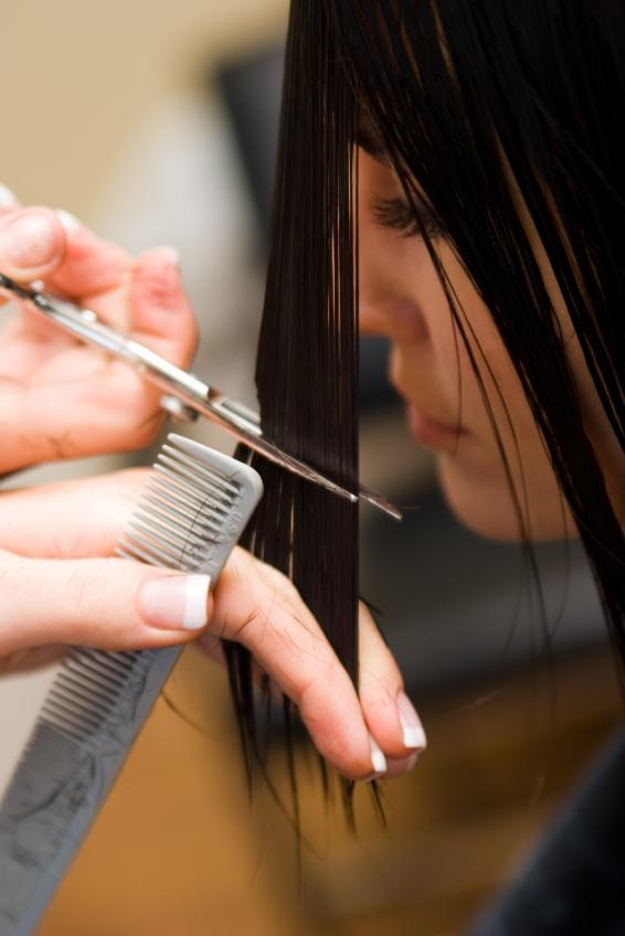 Никогда не состригайте волосы сразу на нужную вам длину