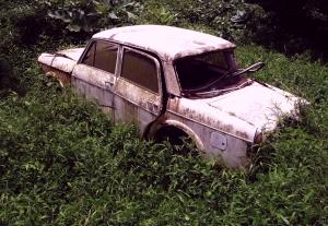 Что бывает с машиной, не обработанной антикором