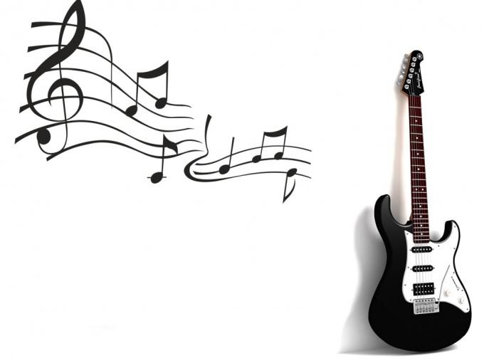 Как выучить ноты для гитары