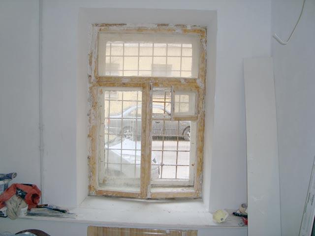 Как поставить пластиковое окно в старом деревянном доме