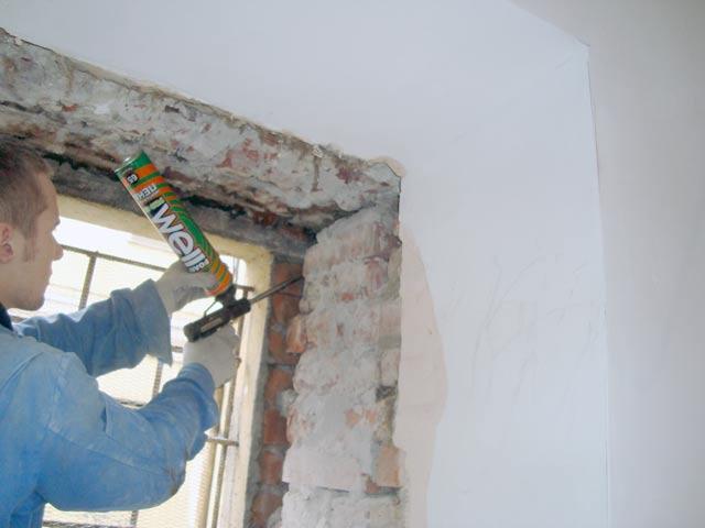 Как поставить пластиковое <strong>окно</strong>