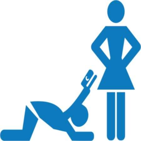 Если муж бьёт жену