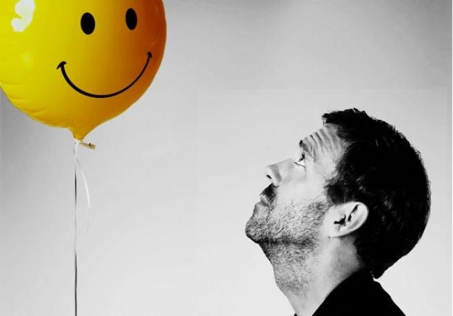 Очень важен настрой на позитив