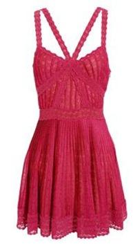 Как связать летнее платье