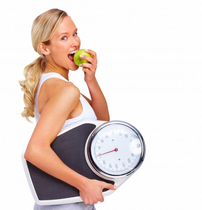 Как поддерживать вес