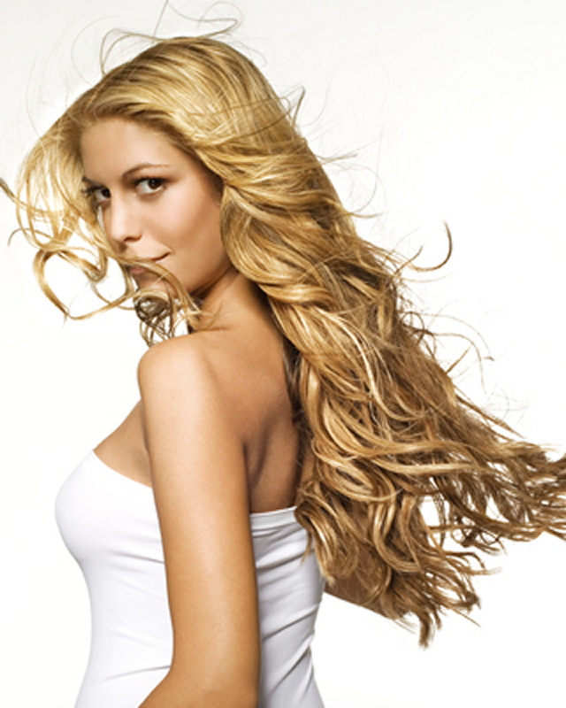 Как отрастить красивые волосы