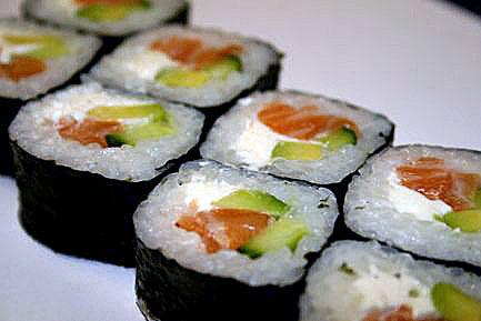 Как приготовить правильные суши