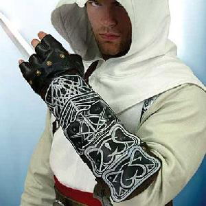 How to make an assassin costume