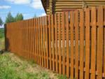 Строим забор вместе