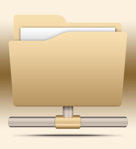 Сетевой доступ к папке