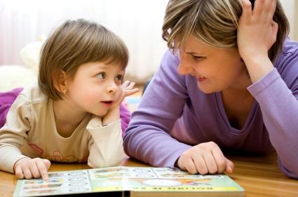 Воспитание ребенка требует времени и терпения