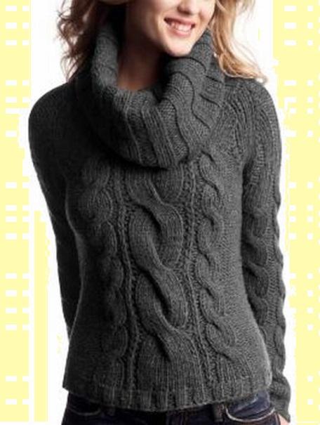 Как постирать свитер