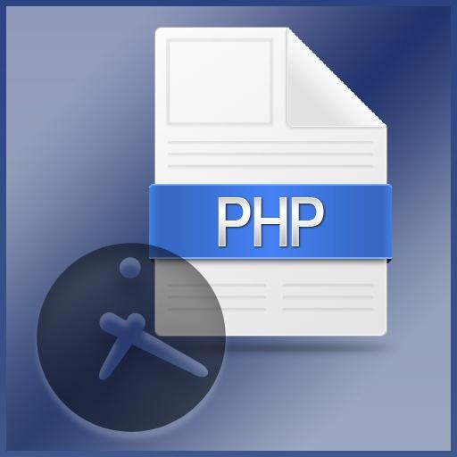 Текущее время средствами PHP
