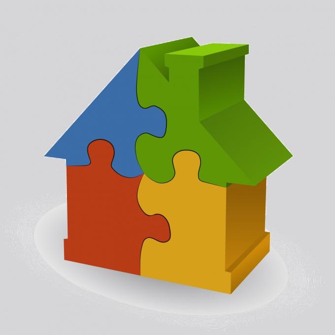 Распределение лицевых счетов допустимо только в квартире с долевой формой собственности