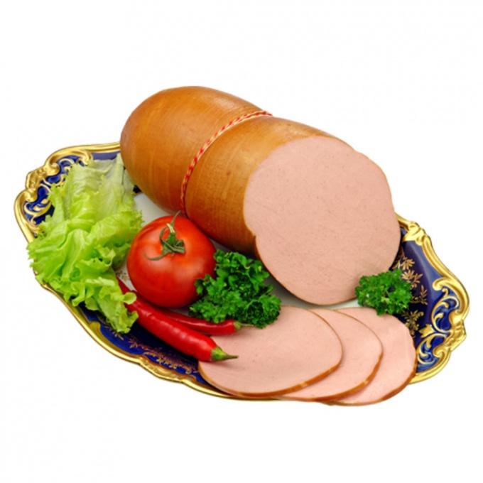 Как выбирать <strong>колбасу</strong>