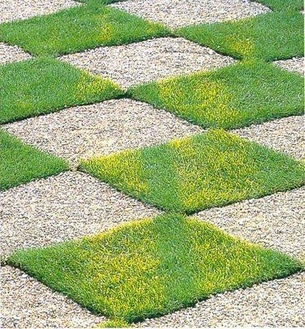 Как сажать траву