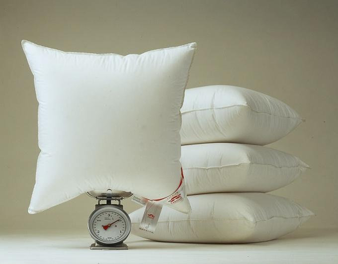 Как подобрать подушку