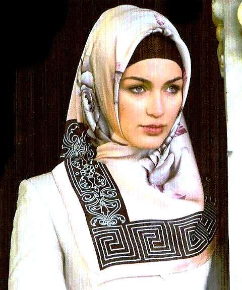 Как повязать хиджаб