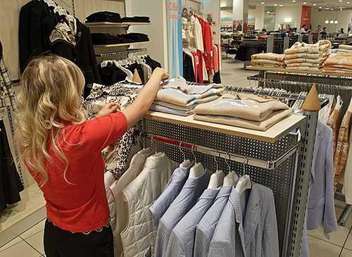Магазины одежды - особая форма ритейл-бизнеса