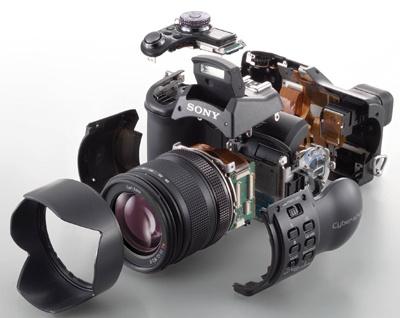 Как выбирать цифровые фотокамеры