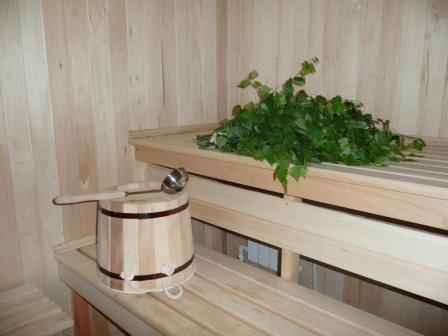 Как построить баню из пеноблоков