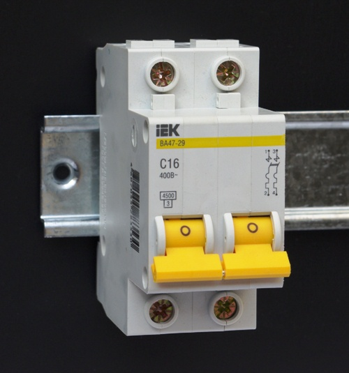 Как подобрать механический выключатель