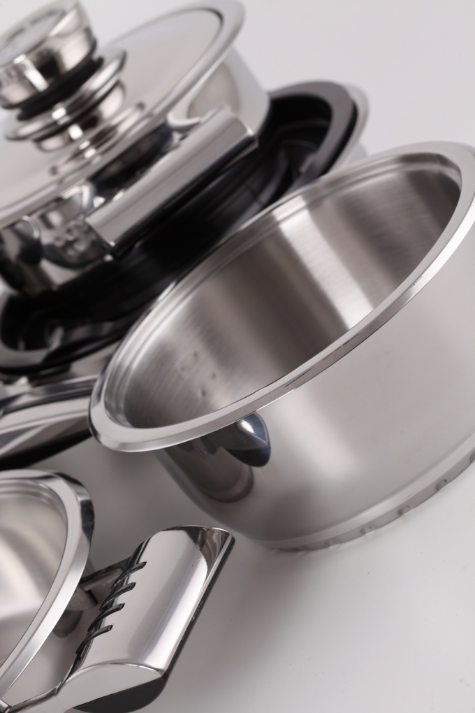 How to choose a stainless steel pan