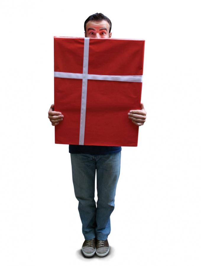 Как получать <strong>подарки</strong> от мужчин
